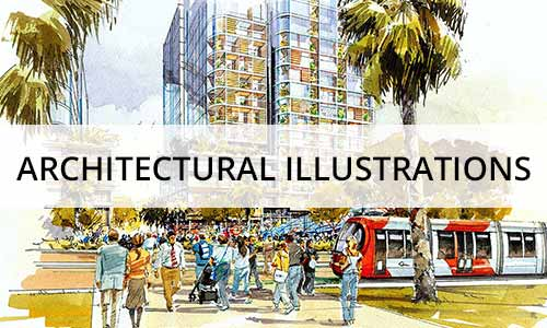 Architectural Illustrations